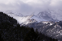 Beyond The Ridge<br /> Rocky Mountain National Park<br /> March 2019