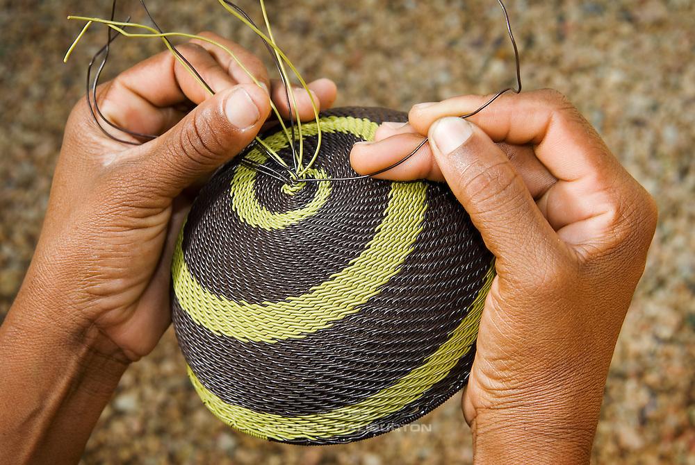 Bavumile Nkwanyana completing medium bowl