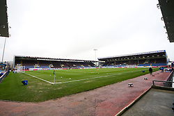 A general view of Turf Moor ahead of the Barclays Premier League clash between Burnley and Swansea City - Photo mandatory by-line: Matt McNulty/JMP - Mobile: 07966 386802 - 28/02/2015 - SPORT - Football - Burnley - Turf Moor - Burnley v Swansea City - Barclays Premier League