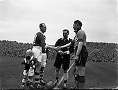 1953 - FAI Cup Final Cork Athletic v Evergreen
