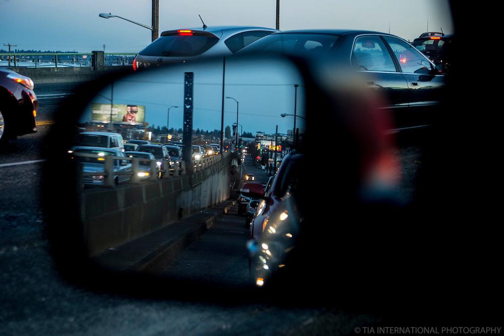 """NOVEMBER 16th:  """"I Had a Vision of Traffic"""""""