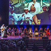 NLD/Amsterdam/20161202 - Máxima bij uitreiking Pr. Bernhard Cultuurfonds Prijs 2016,