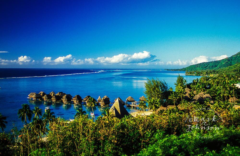 Sofitel Ia Ora Hotel, Moorea, French Polynesia