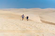 20191005 QAT: Press Dune Bashing in the desert of Qatar, Mesaieed Area