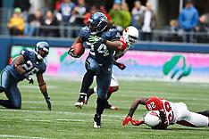 20101024 - Arizona Cardinals at Seattle Seahawks (NFL Football)