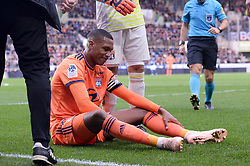 March 9, 2019 - Strasbourg, France - 06 MARCELO (OL) - BLESSURE - DECEPTION (Credit Image: © Panoramic via ZUMA Press)
