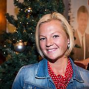 NLD/Hilversum/20130917 - Persconferentie Nick & Simon kerst cd, Barbara Dex