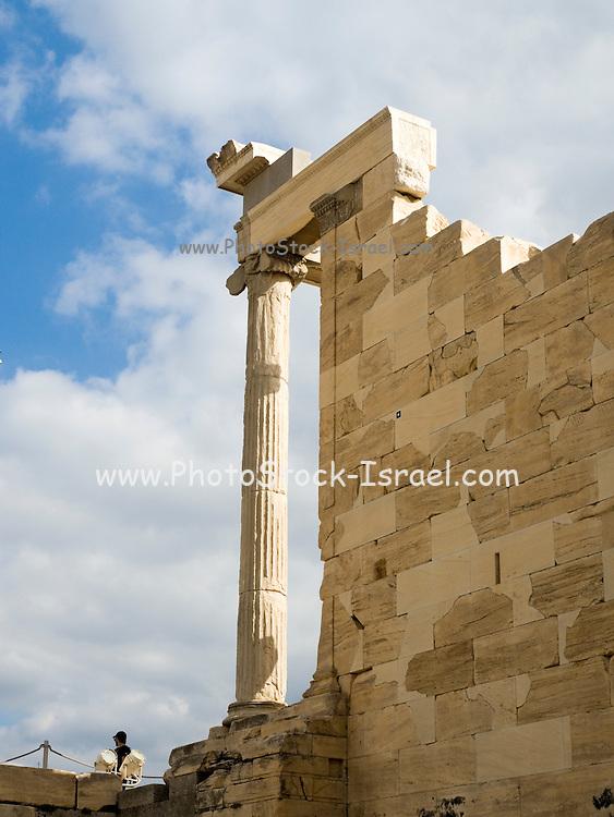 The Parthenon, Acropolis, Athens, Greece, UNESCO word heritage site