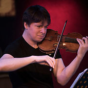 Joshua Bell  at the 'Still Waters in a Storm' benefit at The City Winery NYC. <br /> <br /> Still Waters in a Storm is a free school for children in the neighborhood of Bushwick, Brooklyn.Volunteers offer homework help and classes in reading, writing, violin, music composition, yoga and Latin, all free of charge to low-income families in the neighborhood.