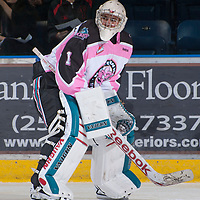 October 20 v Brandon Wheat Kings - Pink Power Play