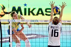 20150927 NED: Volleyball European Championship Slovenie - Italie, Apeldoorn