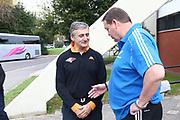DESCRIZIONE : Roma Acea Roma ospita gli All blacks<br /> GIOCATORE :  Steve Hansen Marco Calvani<br /> CATEGORIA : curiosita fair play<br /> SQUADRA : All Blacks Acea Roma<br /> EVENTO :Acea Roma ospita gli All blacks<br /> GARA : <br /> DATA : 15/11/2012<br /> SPORT : Pallacanestro <br /> AUTORE : Agenzia Ciamillo-Castoria/ M.Simoni<br /> Galleria : Lega Basket A 2012-2013 <br /> Fotonotizia :  Roma Acea Roma ospita gli All blacks<br /> Predefinita :
