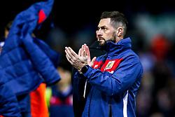 Bristol City assistant head coach Jamie McAllister - Mandatory by-line: Robbie Stephenson/JMP - 24/11/2018 - FOOTBALL - Elland Road - Leeds, England - Leeds United v Bristol City - Sky Bet Championship