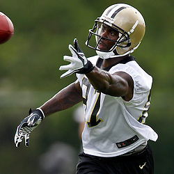 05-31-2012 New Orleans Saints OTA