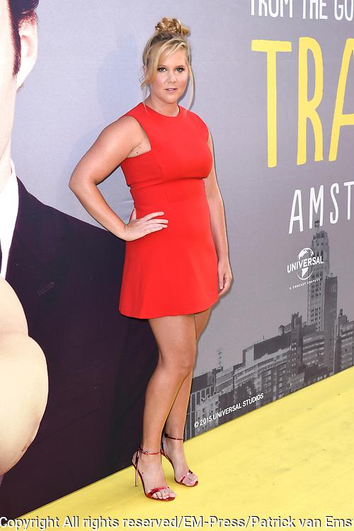 Premiere TRAINWRECK in Pathe Tuschinski , Amsterdam<br /> <br /> Op de foto:  Amy Schumer