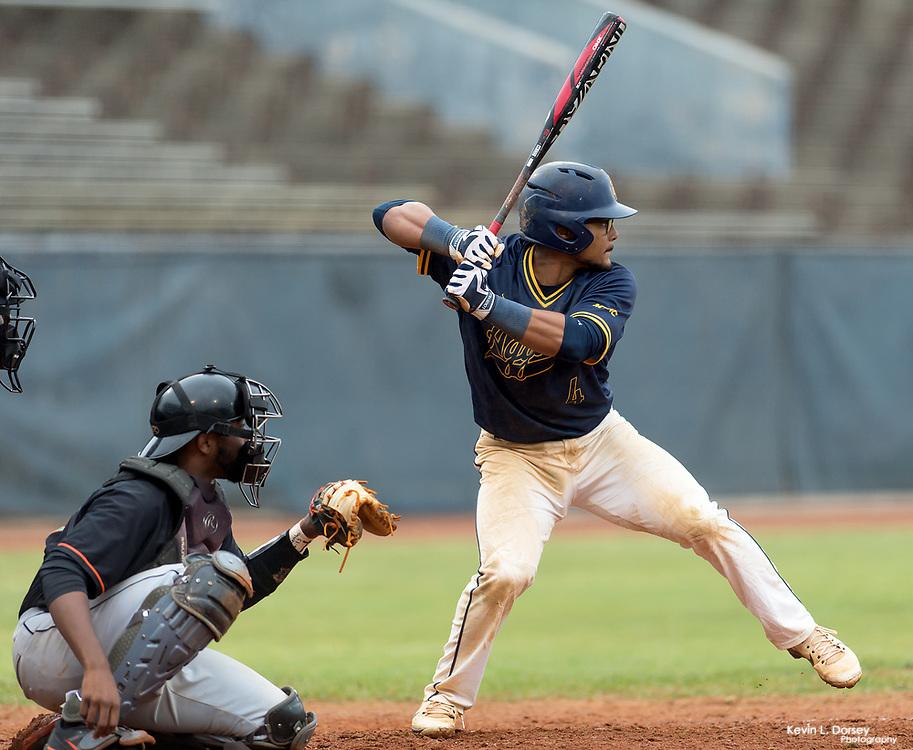 2017 A&T Baseball vs FAMU \ www.ncataggies.com - Photo by: Kevin L. Dorsey