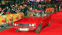 © Licensed to London News Pictures. 19/12/2013, UK. <br /> Harry Hill, The Harry Hill Movie - World film premiere, Vue West End, London UK, 19 December 2013. Photo credit : Richard Goldschmidt/Piqtured/LNP