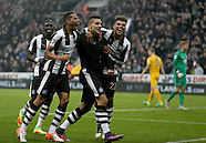 Newcastle United v Preston North End - EFL Cup - Round of 16 - St James' Park
