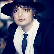 PETE DOHERTY. 65th Cannes Film Festival.