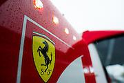 October 23-25, 2015: United States GP 2015: Ferrari detail