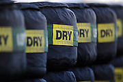 Nov 15-18, 2012: Tires prepared for the race. ..© Jamey Price/XPB.cc