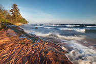 Oliver Bay near Point Isabelle<br />