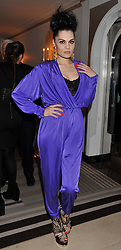 JESSIE J at the Harper's Bazaar Women of the Year Awards 2011 held at Claridge's, Brook Street, London on 7th November 2011.