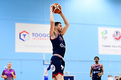 Josh Rogers of Bristol Flyers - Photo mandatory by-line: Ryan Hiscott/JMP - 17/01/2020 - BASKETBALL - SGS Wise Arena - Bristol, England - Bristol Flyers v London City Royals - British Basketball League Championship