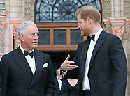 Princes Charles, William & Harry - Our Planet 1'ere