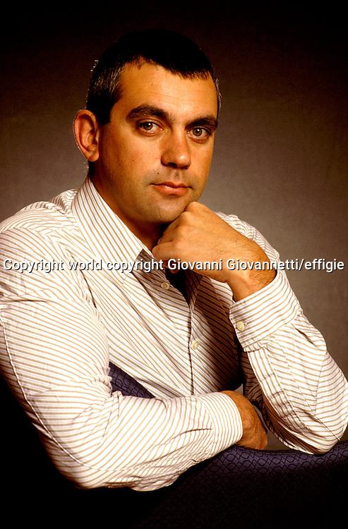 Wladimir Kaminer<br />world copyright Giovanni Giovannetti/effigie