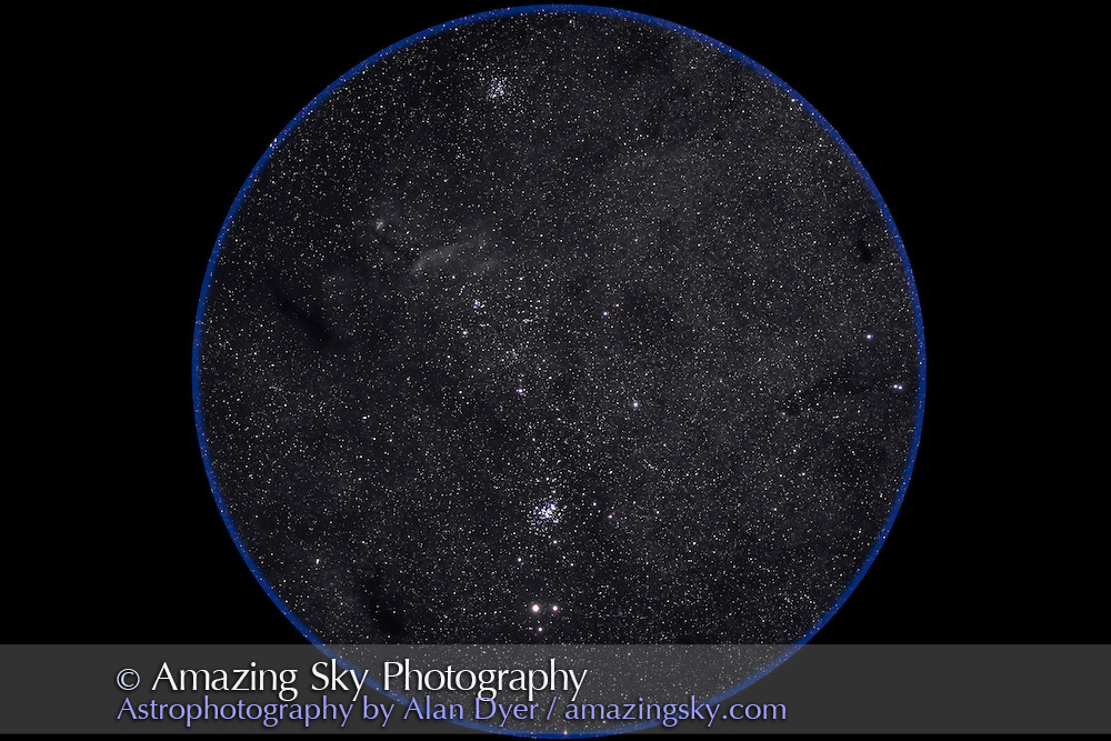 NGC 6124 cluster and nebulosity (False Comet area) in Scorpius. Taken with Borg 77mm f/4 astrograph and Hutech-modified Canon 5D. Stack of 4 x 8 min exposures at ISO400. Taken from Coonabarabran, NSW, Australia, April 17, 2007.