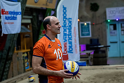 26-01-2018 NED: BvdGF partner beachvolleybal toernooi 2018, Aalsmeer<br /> In de beach te Aalsmeer organiseerde de Bas van de Goor Foundation het beach event voor haar partners