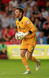 Mark Gillespie of Walsall - Mandatory by-line: Paul Roberts/JMP - 18/07/2017 - FOOTBALL - Bescot Stadium - Walsall, England - Walsall v Aston Villa -  Pre-season friendly