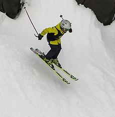 Ruapehu-Skiing, Junior Freeride Downhill event