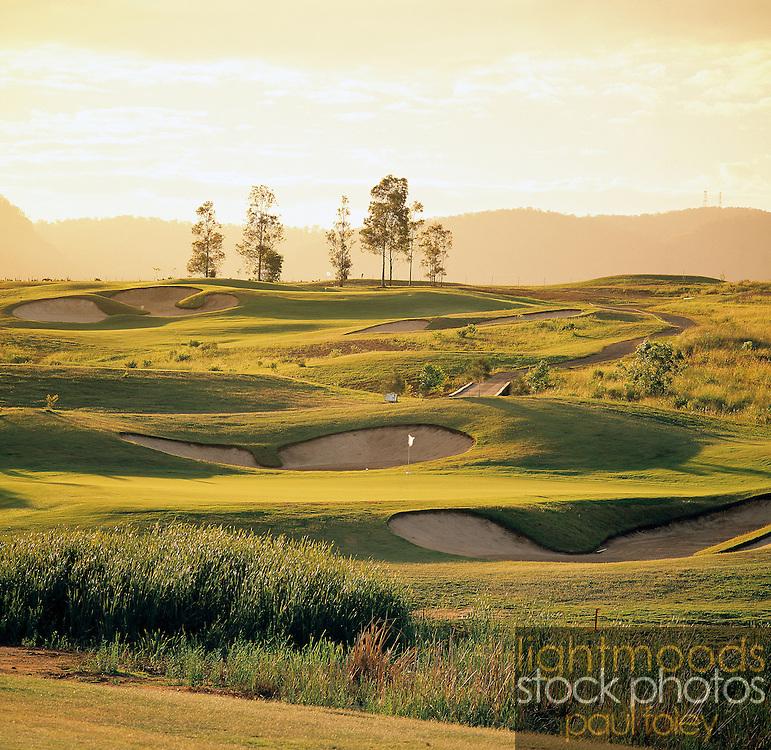 Cypress Lakes Golf Course NSW Australia