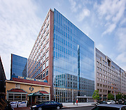 Architecture image of Washington DC office building at 20 F Street NW by Jeffrey Sauers of Commercial Photographics