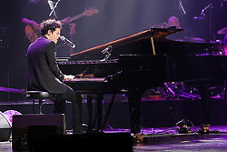 July 23, 2019 - Madrid, Spain - Jamie Cullum performs on stage at Teatro Real on July 22, 2019 in Madrid, Spain. (Credit Image: © Oscar Gonzalez/NurPhoto via ZUMA Press)