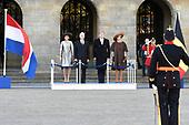 Staatsbezoek van Belgie aan Nederland