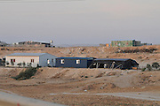 Israel, Negev Desert Beduin Shanty town