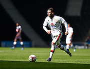 Milton Keynes Dons midfielder Jake Forster-Caskey during the Sky Bet Championship match between Milton Keynes Dons and Derby County at stadium:mk, Milton Keynes, England on 26 September 2015. Photo by David Charbit.