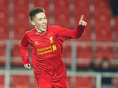 140115 Liverpool U18 v Aston Villa U18