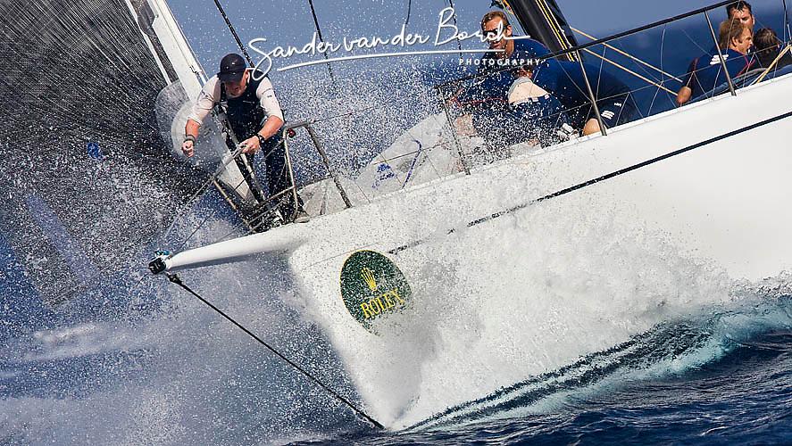 08_023904 © Sander van der Borch. Porto Cervo,  2 September 2008. Maxi Yacht Rolex Cup 2008  (1/ 6 September 2008). Day 3.