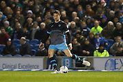 Sheffield Wednesday's Glen Loovens during the Sky Bet Championship match between Brighton and Hove Albion and Sheffield Wednesday at the American Express Community Stadium, Brighton and Hove, England on 8 March 2016. Photo by Phil Duncan.