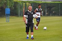 Pascal Baills  - 30.06.2015 - Reprise de Montpellier - 2015/2016<br />Photo : Alexandre Dimou / Icon Sport