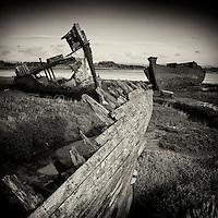Shipwrecks, Fleetwood, Lancashire, UK
