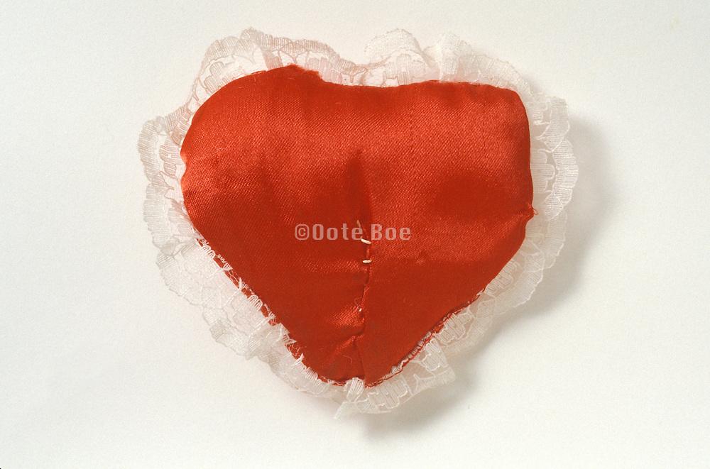 repaired heart cushion