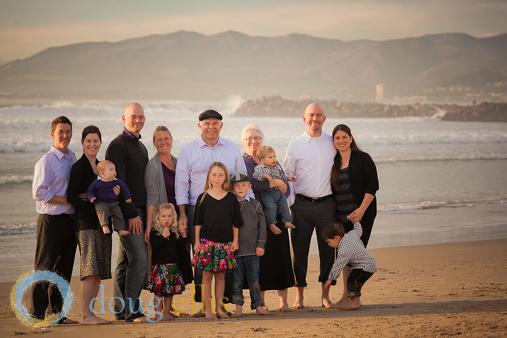 Greenway Holiday Photos, Ventura CA