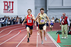 ECAC/IC4A Track and Field Indoor Championships<br /> 1000 meters, Stony Brook, Luke Coulter, William & Mary, Christopher Short