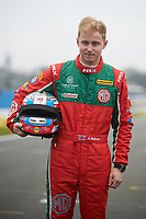 #116 Ashley Sutton GBR MG Racing RCIB Insurance MG6GT during BTCC Media Day at Donington Park, Melbourne, Leicestershire, United Kingdom. March 22 2016. World Copyright Peter Taylor/PSP. Copy of publication required for printed pictures.  Every used picture is fee-liable.