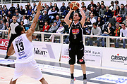 DESCRIZIONE : Trento Lega A 2014-15 Dolomiti Energia Trento Pasta Reggia Caserta<br /> GIOCATORE : Marco Mordente<br /> CATEGORIA : tiro three points<br /> SQUADRA : Pasta Reggia Caserta<br /> EVENTO : Campionato Lega A 2014-2015<br /> GARA : Dolomiti Energia Trento Pasta Reggia Caserta<br /> DATA : 29/03/2015<br /> SPORT : Pallacanestro <br /> AUTORE : Agenzia Ciamillo-Castoria/M.Marchi<br /> Galleria : Lega Basket A 2014-2015 <br /> Fotonotizia : Trento Lega A 2014-15 Dolomiti Energia Trento Pasta Reggia Caserta